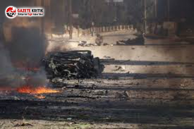 Barış Pınarı Harekatı Bölgesinde Saldırı:...