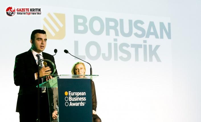 Borusan Lojistik eTA Platformu, Avrupa Birincisi Oldu