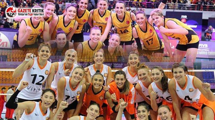Bu Kızlar Bir Harika! Yarı Finaldeyiz