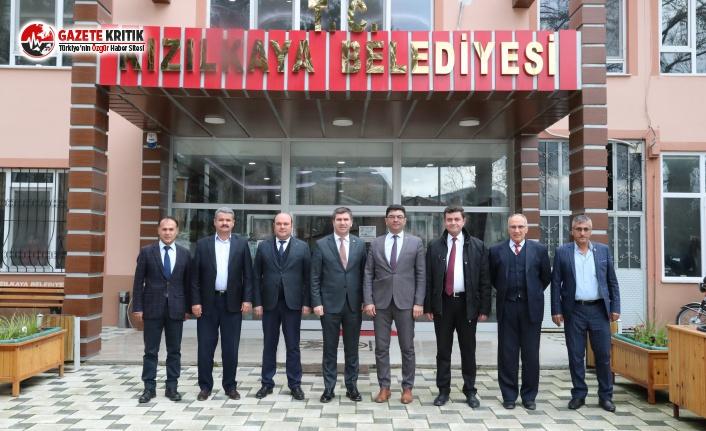 Burdur Belediyeler Birliği Son Toplantısını Yaptı