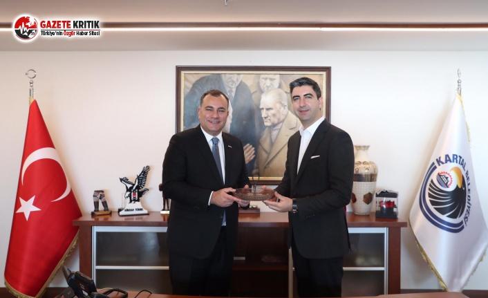Çankaya Belediye Başkanı Alper Taşdelen'den...