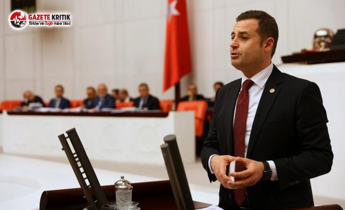 CHP'li Akın, 3 Bakana İktidarın Yörsan Sözünü...