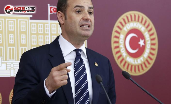CHP'li Akın: İşçi İsyanda, İktidar Sus Pus!