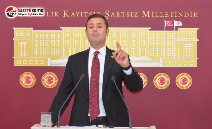 CHP'li Akın: Kooperatifçilik Ekonomik Kalkınmanın...