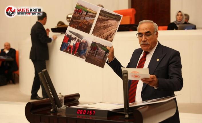 CHP'li Aydınlık: Çiftçinin Fatihası Okunda...