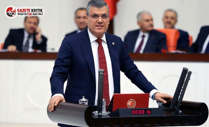 CHP'li Barut: Milli Mücadele Kenti Yolsuzlukla...