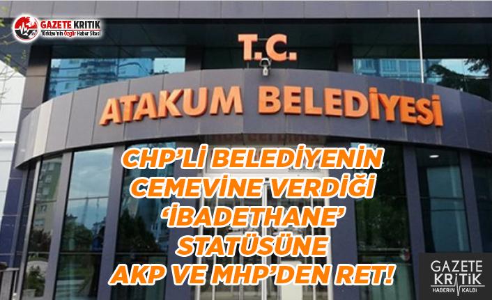 CHP'li Belediyenin Cemevine Verdiği 'İbadethane'...
