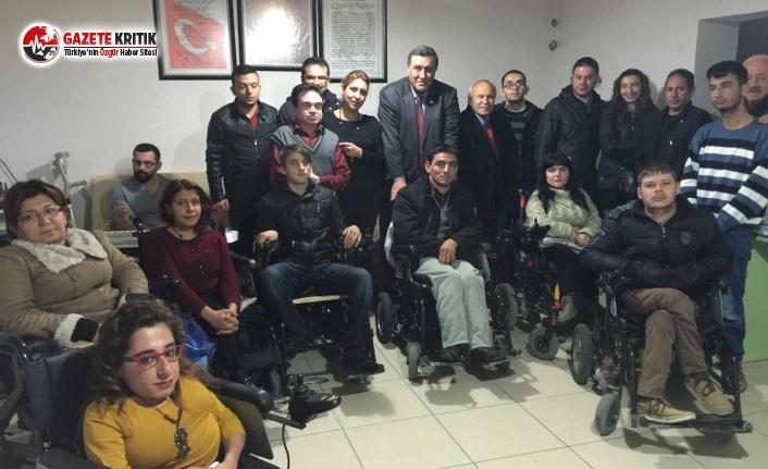 CHP'li Gürer: Engelli Vatandaşlarımızı Hayatın...