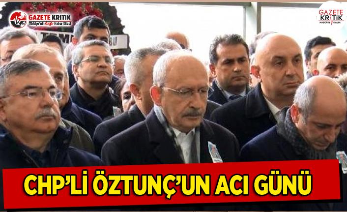 CHP'li Öztunç'tan En Zor Veda!