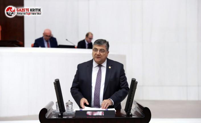 CHP'li Sındır, İktidara Sert Yüklendi: Bu...