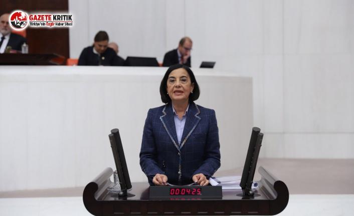 CHP'li Süllü: Kaostan Beslenme Kültürünü Bırakın