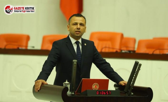 CHP'li Erbay: Ekonomideki Kara Deliği Karabörtlen'deki...