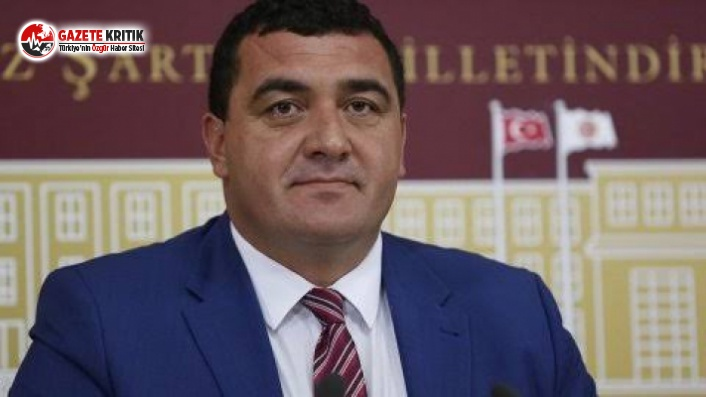 CHP'li Karasu TBMM'de AKP'yi Anlattı: Bu Bir Sülün Osman Hikayesidir