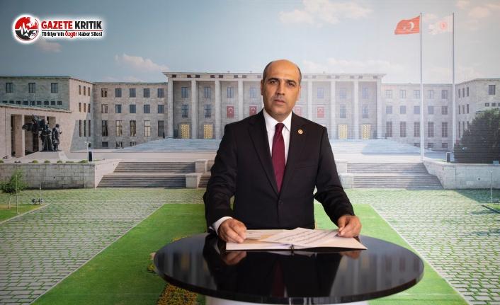 CHP'li Şahin'in Balıkesir Devlet Hastanesinin AVM Yapılacağına Dair Basın Açıklaması