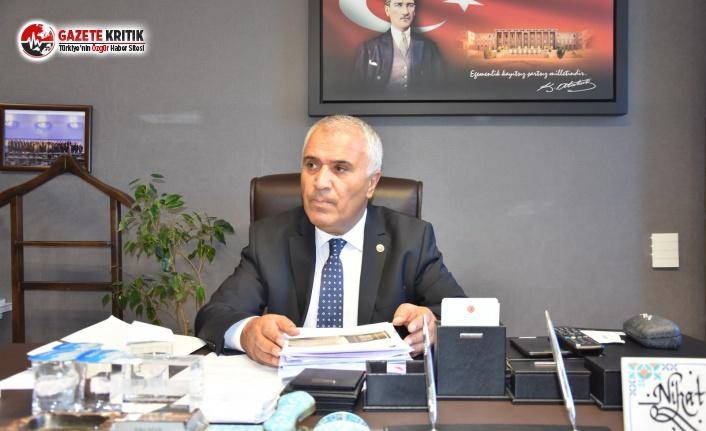 CHP'li Yeşil: Türkiye İnternette 'Özgür Olmayan...