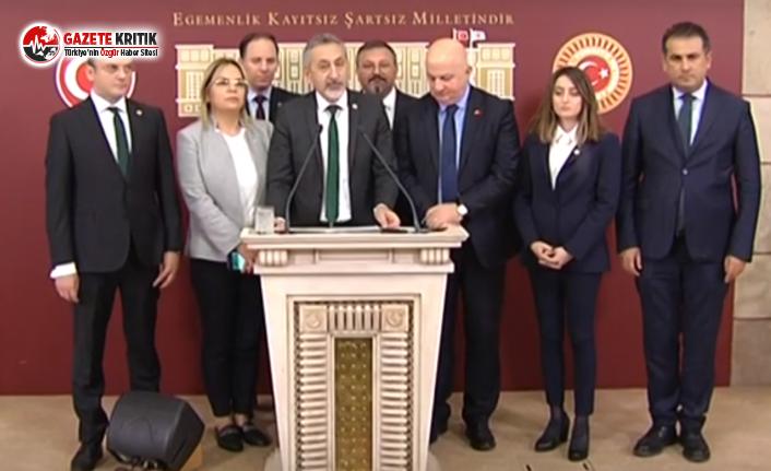 CHP'nin Karadeniz Vekillerinden Ortak Fındık Açıklaması
