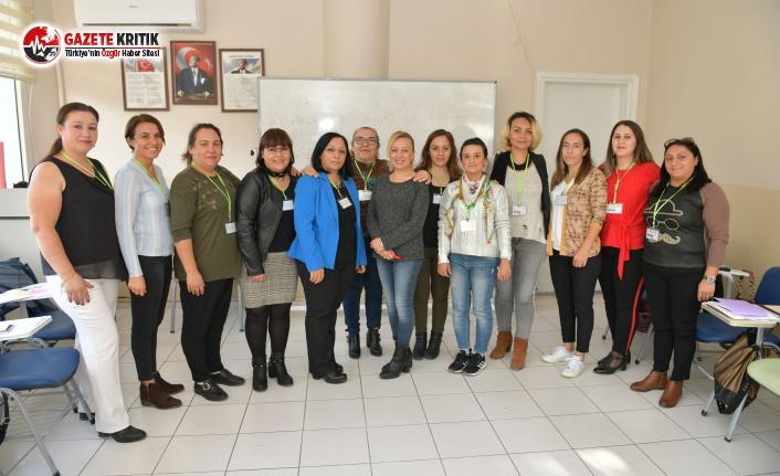 Çiğli'de Kadınlara Eğitim