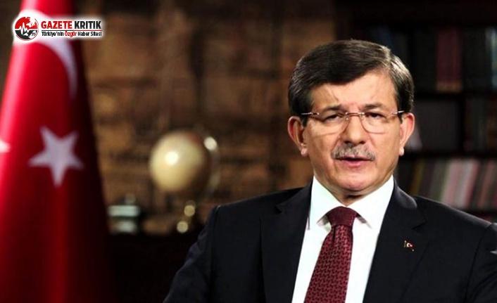 Davutoğlu'nun Yeni Partisinin Genel Merkez Binası...