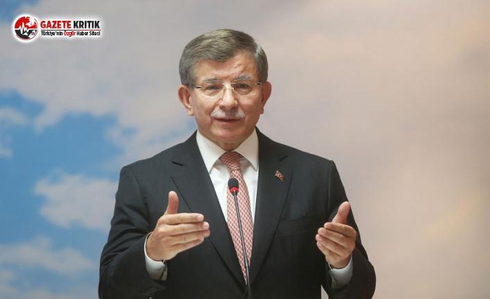 Davutoğlu'nun Yeni Partisinin Kuruluş Tarihi Belirlendi