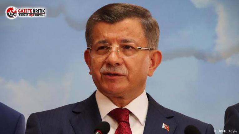 Davutoğlu'nun Yeni Partisinin Logosu Da Belirlendi
