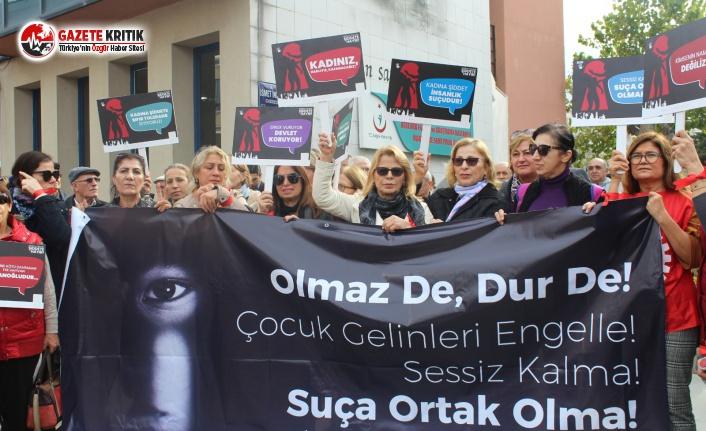 DİSK Emekli-Sen Narlıdere Şubesi Çocuk Gelinlere Geçit Vermiyor