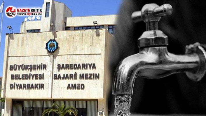Diyarbakır'da İhtiyaç Sahiplerine Su İndirimi