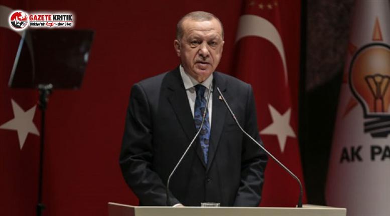 Erdoğan'dan Kanal İstanbul Açıklaması!