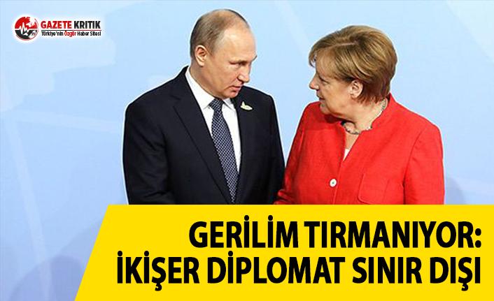Gerilim Tırmanıyor: İkişer Diplomat Sınır Dışı Edildi