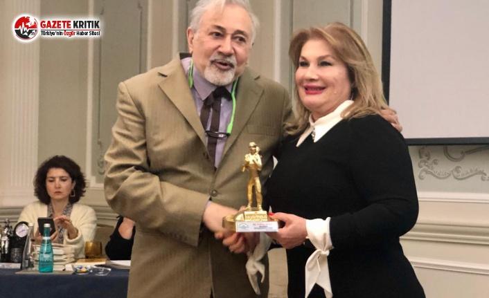Gezginler Kraliçesi 123 Ülkeyi Gezdi, 'Gezgin Oscarı' Aldı