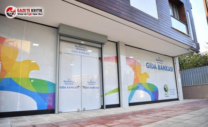 Gıda Bankası Yeni Yerinde Hizmet Vermeye Başladı