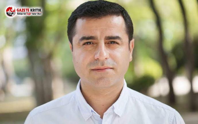 HDP'den Selahattin Demirtaş Açıklaması