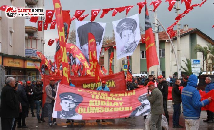 HKP, Devrim Şehitleri Kubilay ile Bekçi Hasan ve Şevki'yi Andı