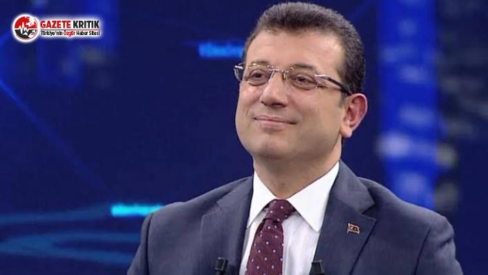 İmamoğlu: Elimde Bir Yetki Olsa İstanbul'u Batısından...