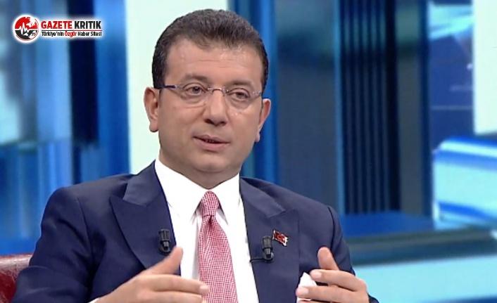 İmamoğlu'ndan AB'ye: İstanbul'un...