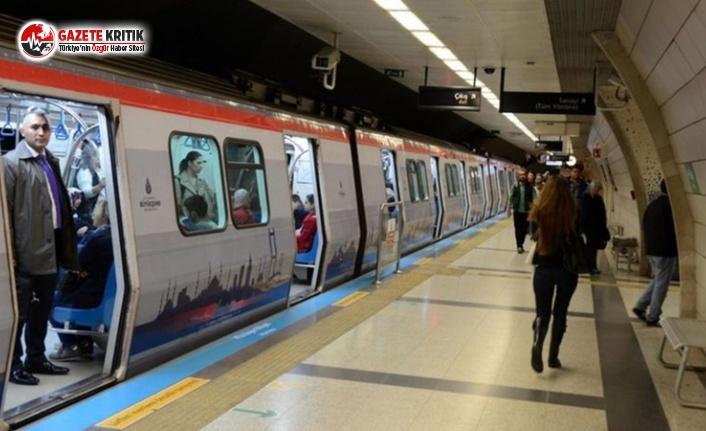 İstanbul'da Metro Ulaşımı Bu Uygulama ile...
