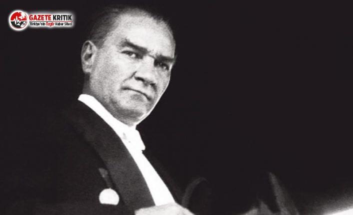 İşte Atatürk'ün Kimsenin Görmediği Özel Eşyaları