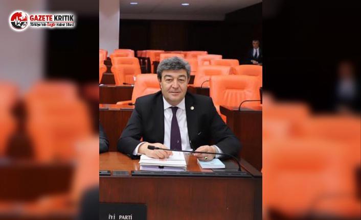 İYİ Parti'li Ataş, Kayseri'nin Sorunlarını...