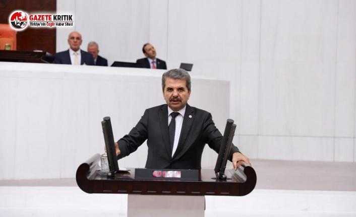 İYİ Parti'li Bahşi: Adalet Olmayan Yerde Ne...