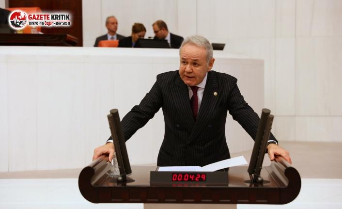İYİ Parti'li Sezgin: Dış Politikadaki Sorunlar Dış Mihrakların Oyunu Değil İhvancı Politikaların Sonucu