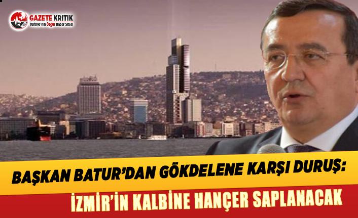 İzmir'in silüetini bozacak gökdelene tepki:İzmir'in Kalbine hançer saplanacak
