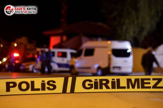 İzmir'de Silahlı Saldırıda Bir Ölü!