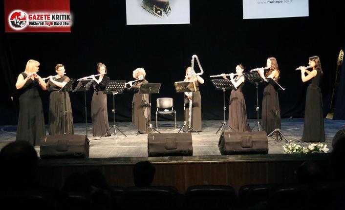 Kadın Flüt Sanatçılarından Dünya Melodileri