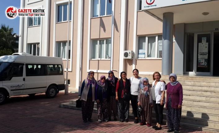 Konyaaltı Belediyesi, 'sağlık' için imza attı