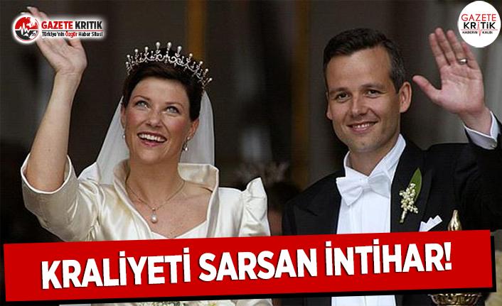 Kraliyeti Sarsan İntihar!