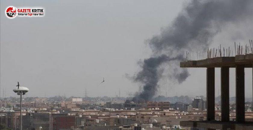 Libya'da Sivillere Saldırdılar: 1 ölü, 6 yaralı