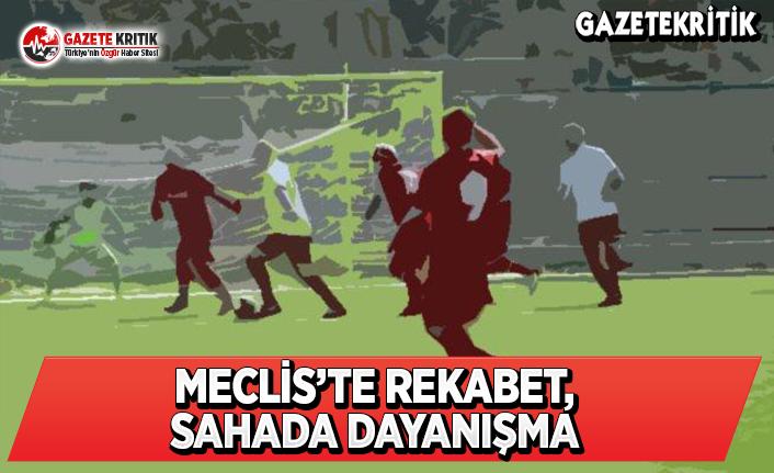 Meclis'te Rekabet, Sahada Dayanışma