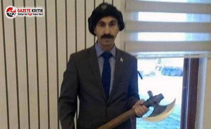 Muhalefet Liderlerine Hakaret Eden Baltalı Müdüre...