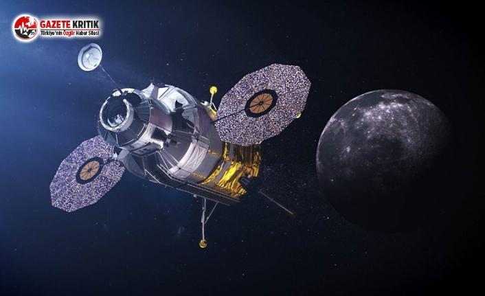 NASA'dan Çılgın Hamle