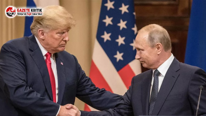 Putin, Trump'a Teşekkür Etti