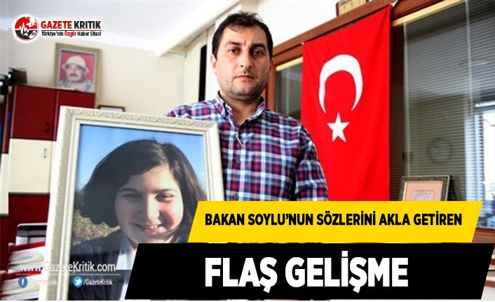 Rabia Naz Cinayetinde Bakan Soylu'nun Sözlerini Akla Getiren Flaş Gelişme